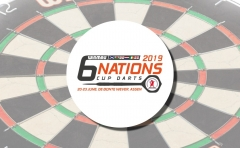 Winmau Six Nations Cup 2019 in Assen