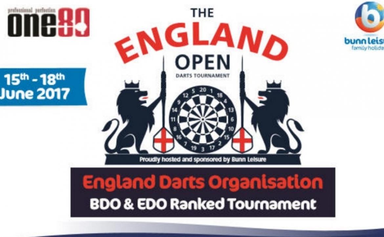 Open Engeland 2017 Nederlandse Darts Bond