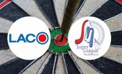 Speeldag 2 van de LaCo en SuperLeague is gespeeld