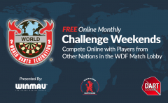 Dit Weekend: Online monthly challenge weekend