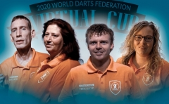 Uitslagen WDF Virtual Cup