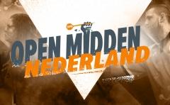 Online inschrijving 'Open Midden Nederland' open