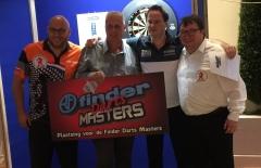 Wouter Vaes naar Finder Darts Masters!