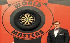 Nieuws over de WDF World Masters in december