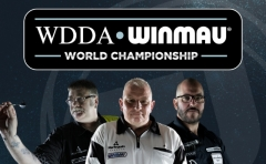 WDDA Winmau World Championship Kwalificatie