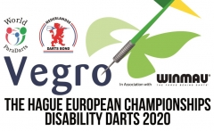 De Vegro The Hague European Championships Disability Darts