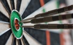 Update protocol verantwoord darten - Situatie per 6 juli